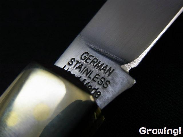 ナイフショップ グローイング!