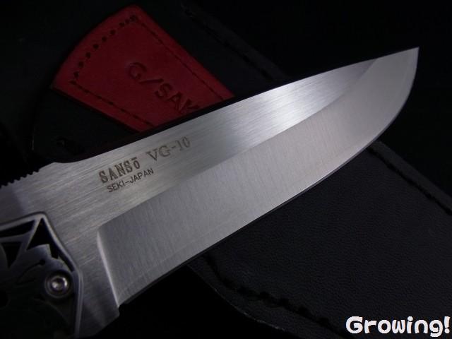 G-SAKAI  ナイフショップ グローイング!
