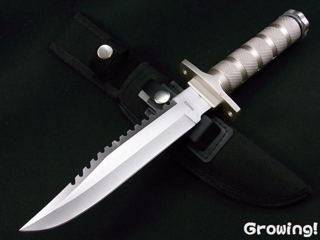 ナイフ サバイバル