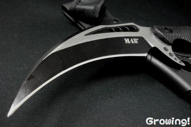 M48 Liberator Falcon Karambit