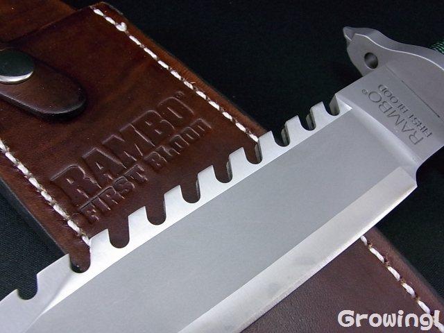 ランボー1 ファーストブラッド 公式レプリカ サバイバル