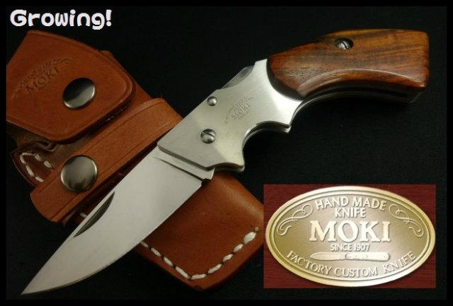 MOKI ナイフ ナイフショップ グローイング!